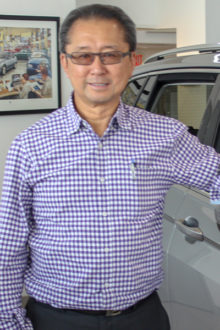 Michael Ang - Used Car Manager