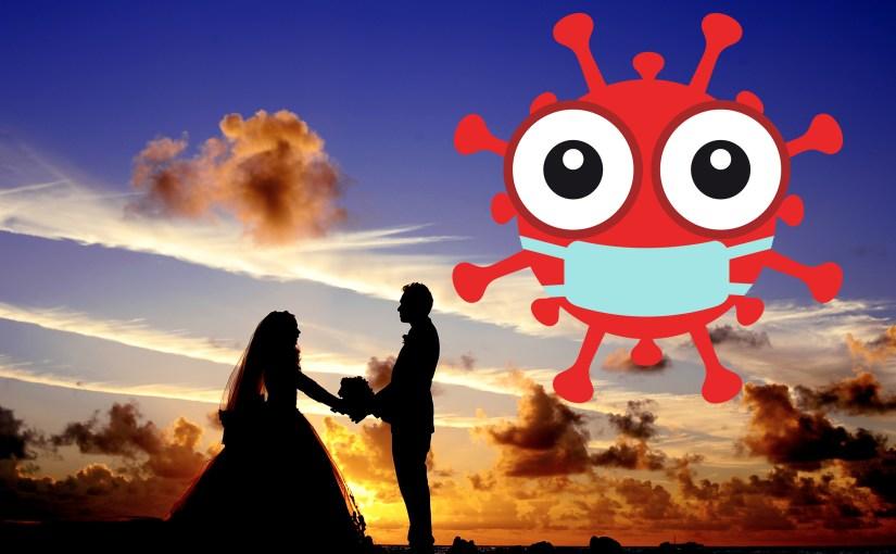 Coronaregler til vores bryllup…