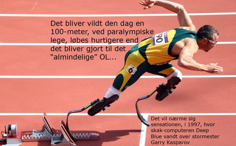 100 meter Paralympiske lege – hvor hurtigt kan det gøres?