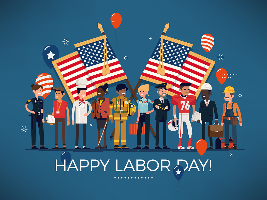 Closings For Labor Day