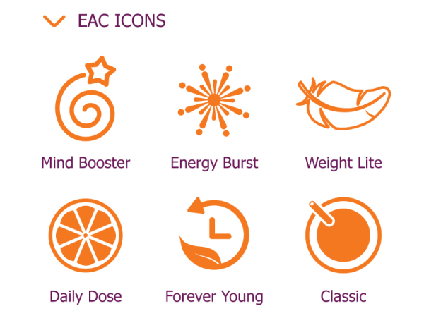 EAC Health Icons