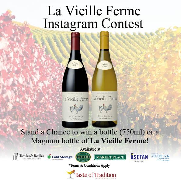 Taste of Tradition La Vielle Ferme Contest-2