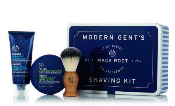 MODERN GENT'S SHAVING KIT_WITH PRODUCTS