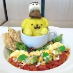 Pompompurin Cafe Opening