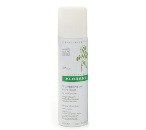 Klorane Gentle Dry Shampoo with Oat Extract