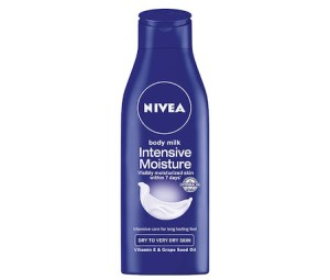 Nivea Body Intensive Body Milk