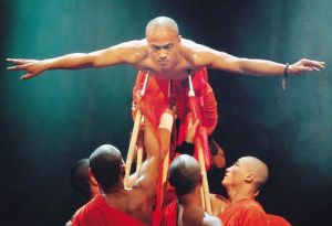 The Legendary Shaolin Monks
