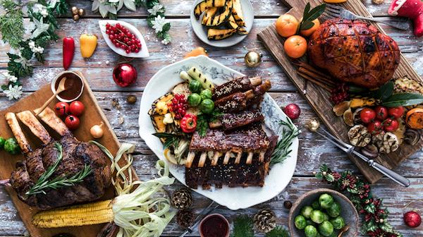 Christmas 2017 Singapore Festive Dining Guide