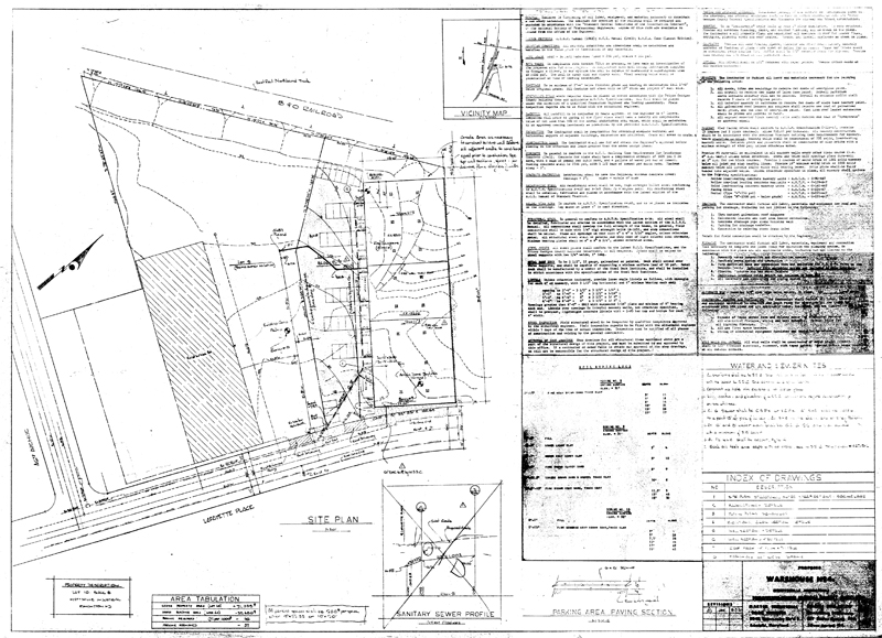Martin Industrial Park :: Building 4 Drawings
