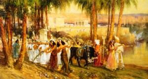 Iniziazione ai Misteri di Iside