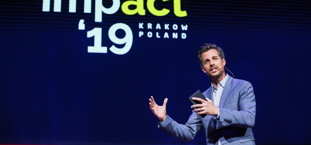 Impact'19 Moderator