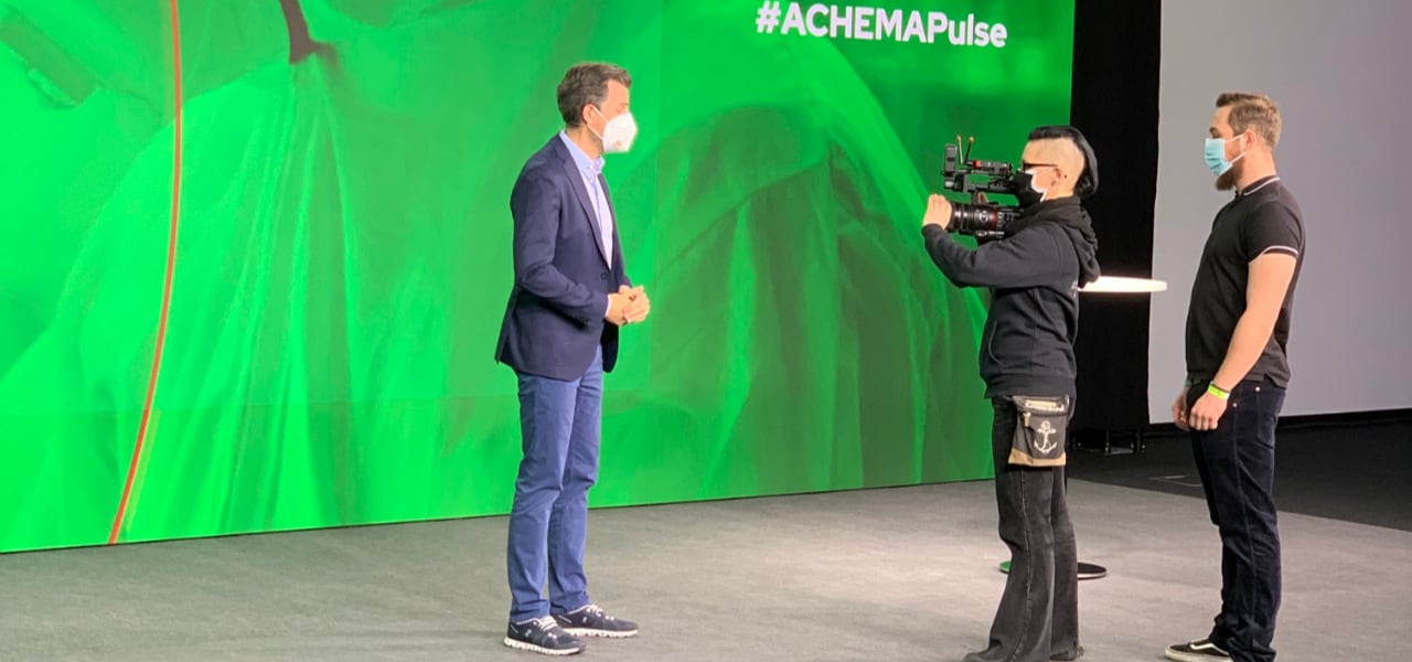 ACHEMA Pulse Media Preview Day 2021
