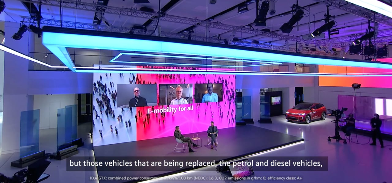 Volkswagen Way To Zero Convention