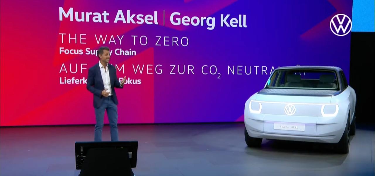 Volkswagen IAA Way to Zero Talks 2021
