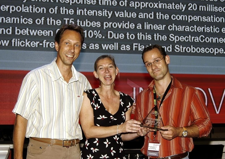 Plasa Award London 2005