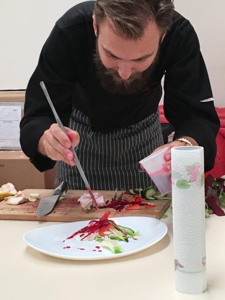 Chef Martino Beria