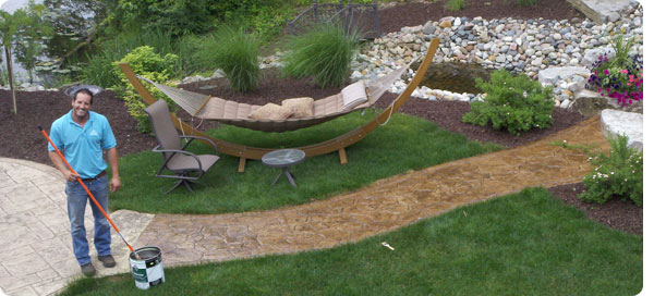 concrete contractor in madison heights