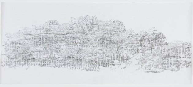 "Roof and Construction Drawing, 20""x48"""