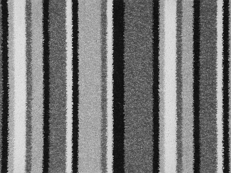 kitchen runner washable corner drawer cabinet grey-stripe-carpet-hardwearing-stairs-landing-carpets ...