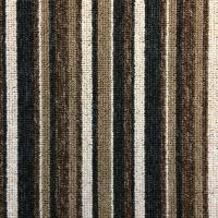 Manhattan Stripe - Brown Carpet