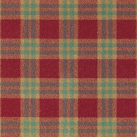 Tartan Woven Wool Axminster - Ettrick Plaid