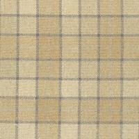 Tartan Woven Wool Axminster - Ivory Kilgour