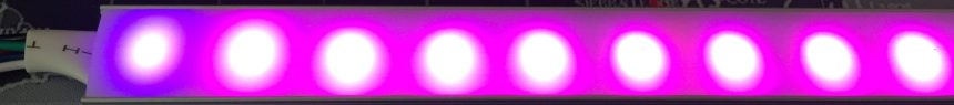 Diffused RGBW LED Strip