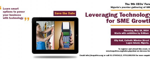 LEAP Africa 9th CEO's Conference
