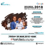 Google New Media Roundtable 2018