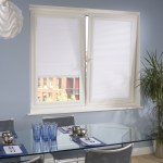 white perfect fit blinds