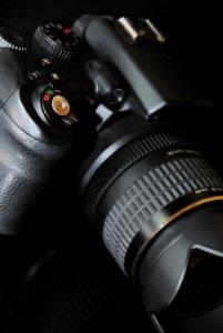 Modern profesionalny camera SLR