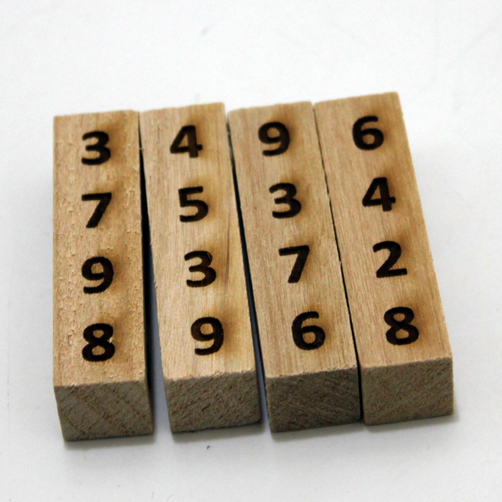 Magic Math Sticks By Diamond Jim Tyler Martin S Magic