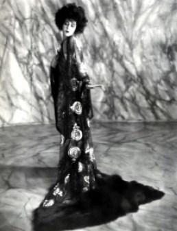 Alla Nazimova in 'Camille' (1921)