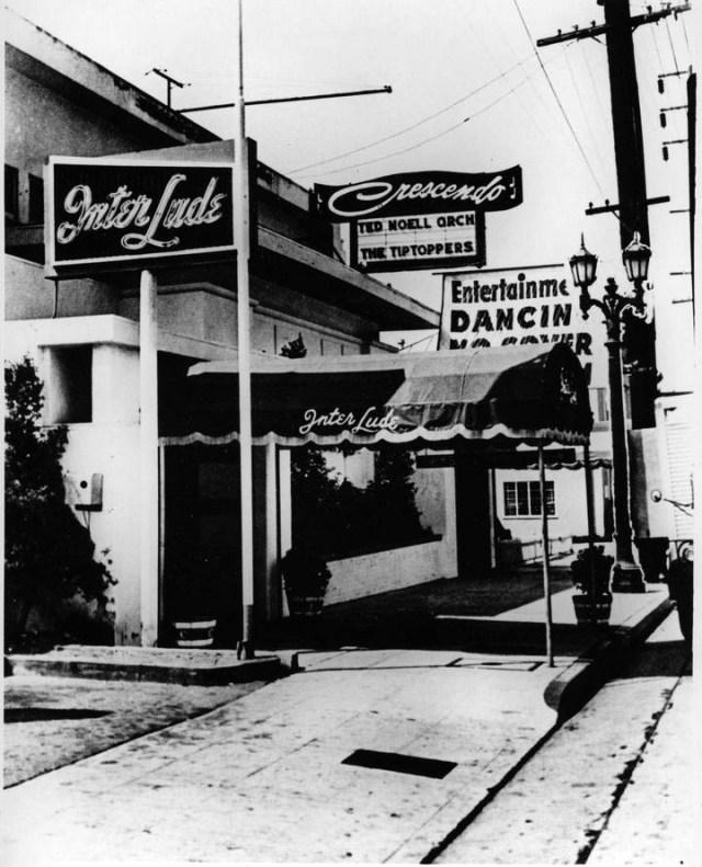 Crescendo Club, Sunset Blvd, Los Angeles