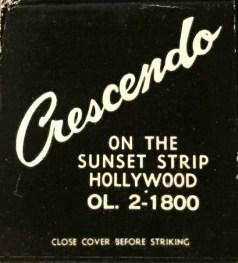 Crescendo:Interlude on the Sunset Strip 1