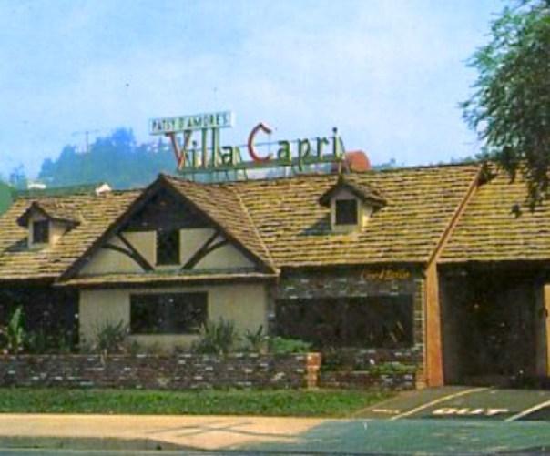 Patsy D'Amore's Villa Capri