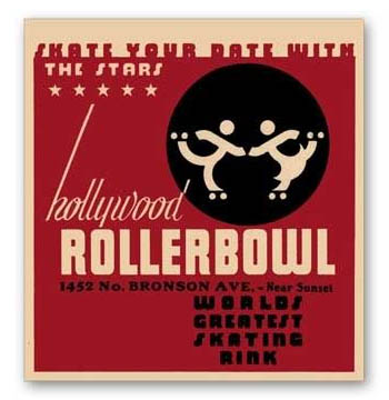 hollywood rollerball