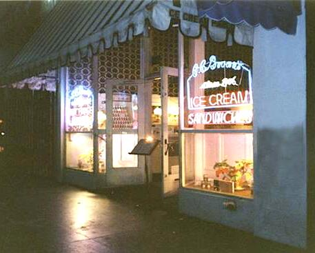 C.C. Brown's Ice Cream