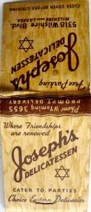 Joseph's Delicatessen - 5318 Wilshire Blvd,