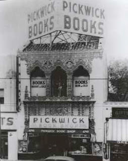 pickwick bookstore hollywood boulevard