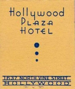 Phil Selznick's It Café, Vine Street, Hollywood