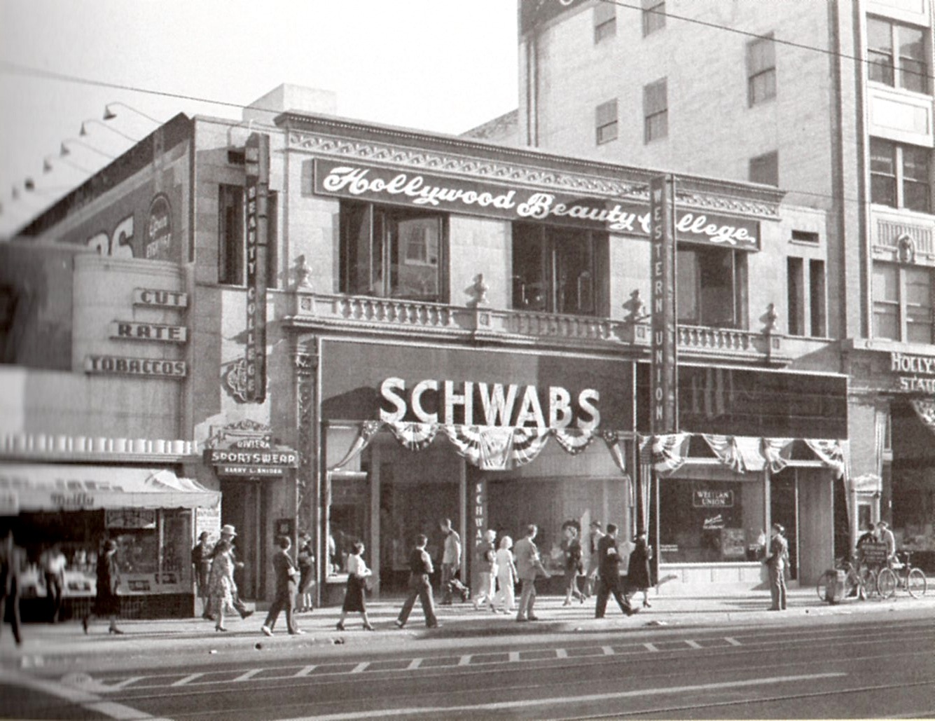 Hollywood blvd stores clothing