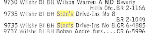 Stan's Drive-in #8