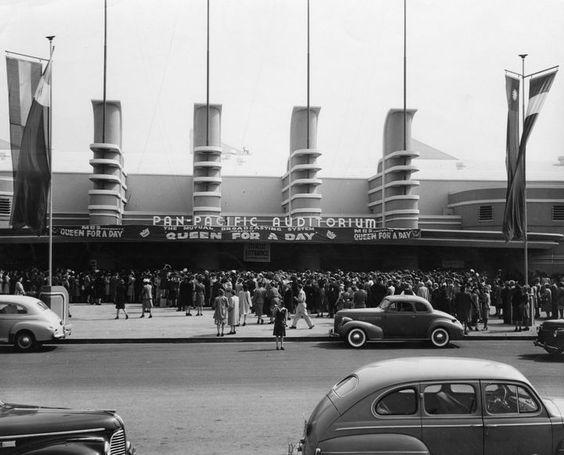 Pan Pacific Auditorium 1946