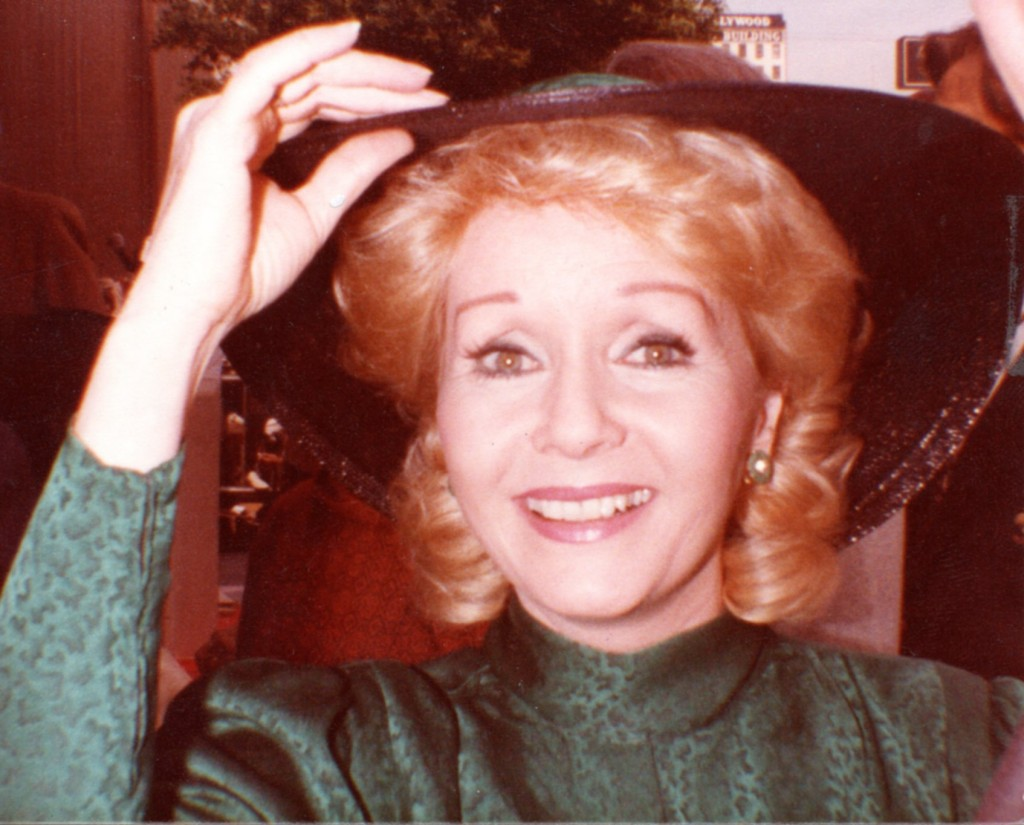 Debbie Reynolds 15FEB1984