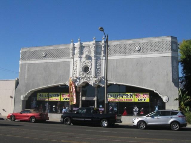 Howard Motor Company building, Pasadena, CA
