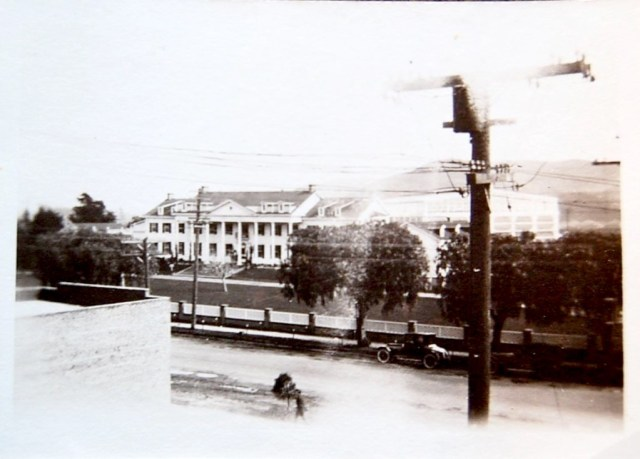 Ince Triangle Studios, Culver City, in 1920