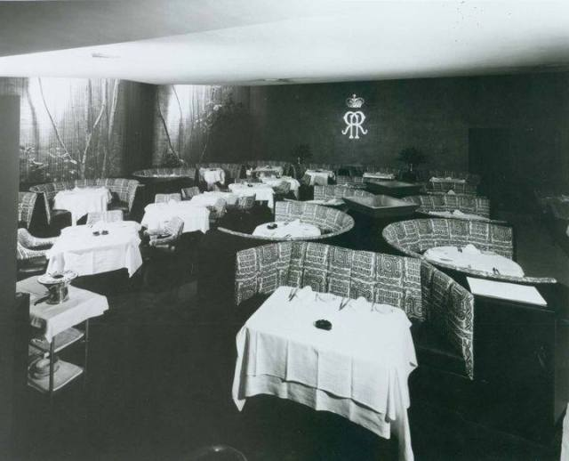 Romanoff's restaurant Beverly Hills