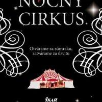 Miesto, kde sa sny stávajú skutočnosťou: Erin Morgensternová - Nočný cirkus