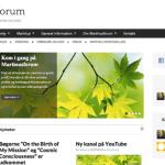 Ny udgave af Martinusforum